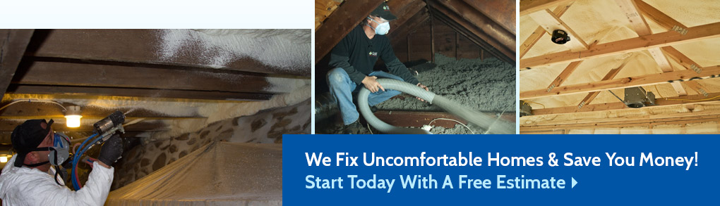 Home Insulation Contractor In North Dakota & Minnesota